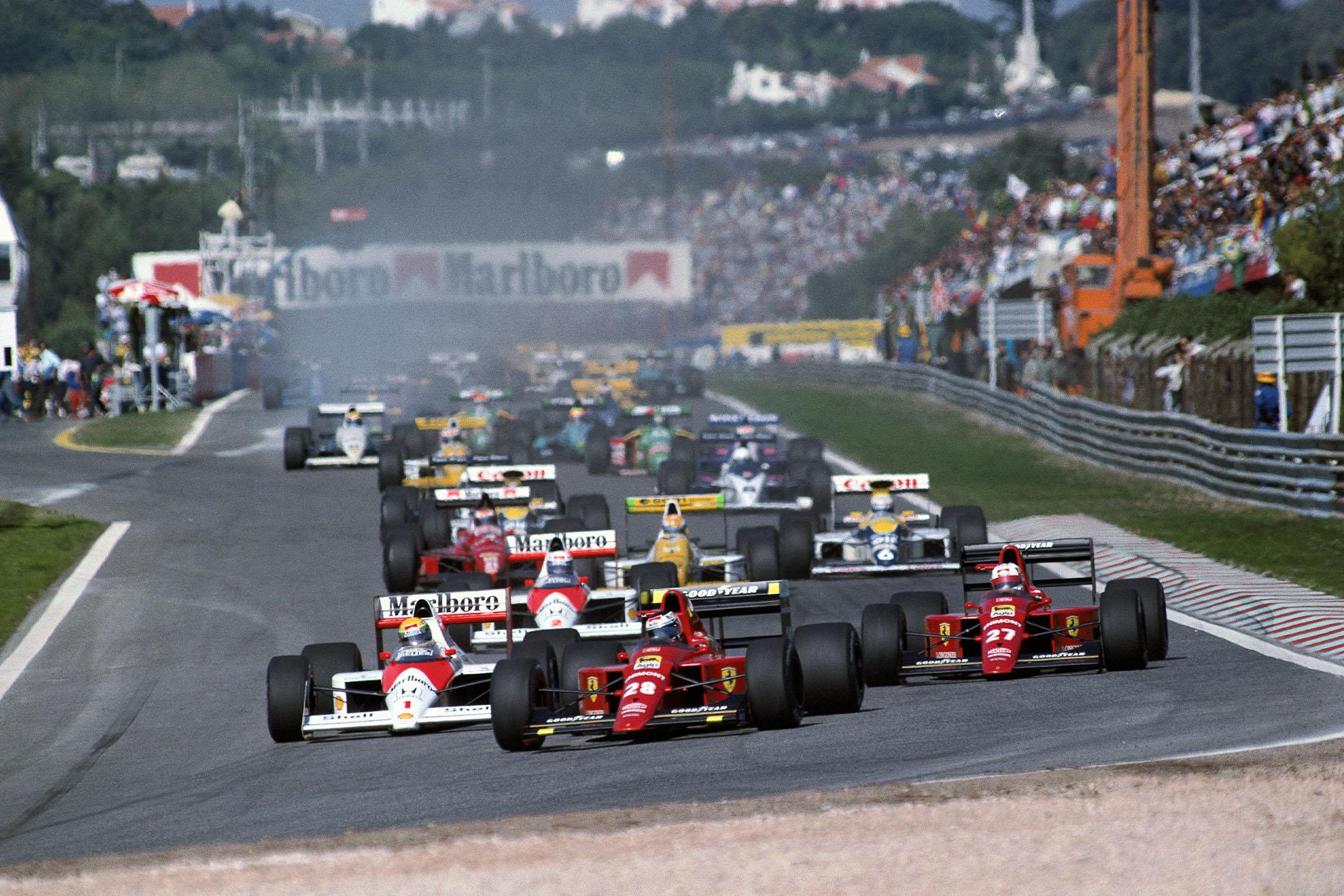 1989 POR GP start