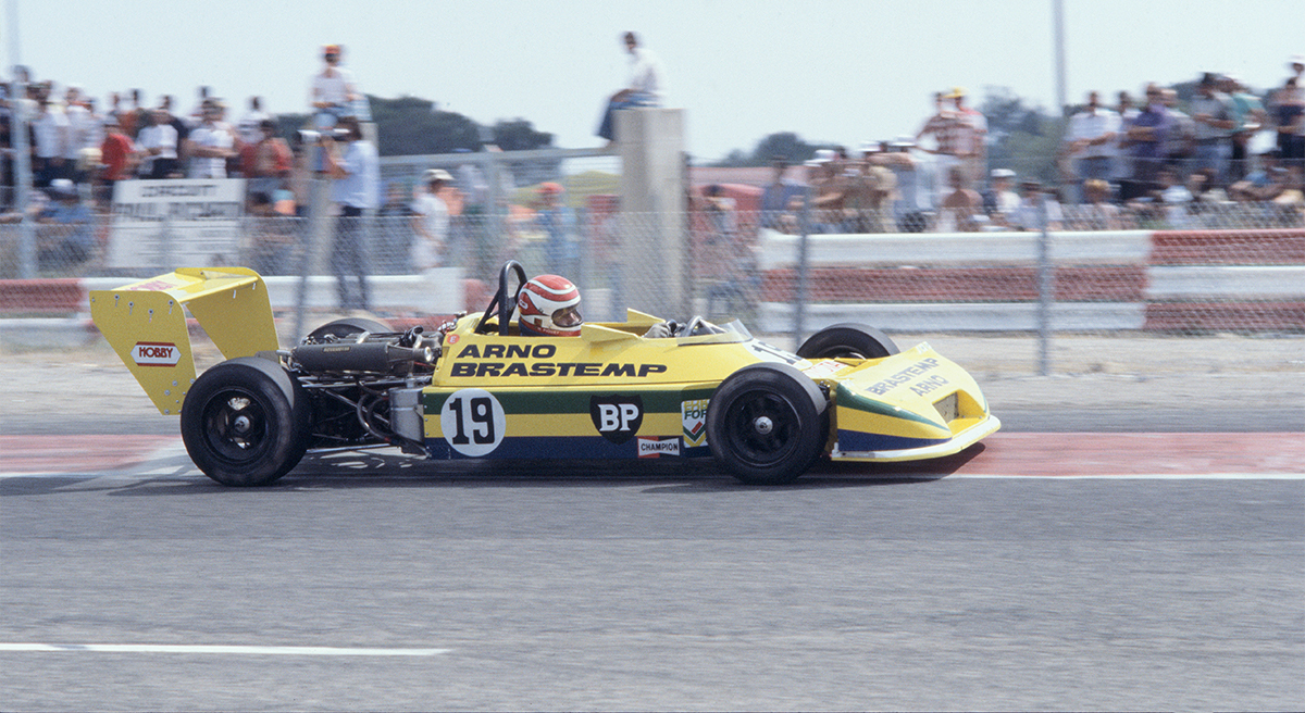 Track Torque with Nelson Piquet and Derek Warwick