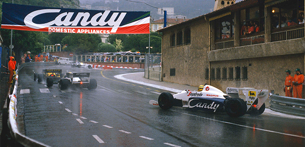 24 –1984 Monaco GP