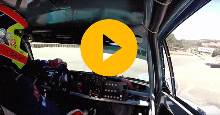 Watch: Porsche 935 at Laguna Seca