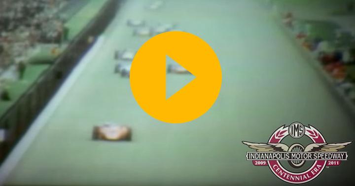 Watch: 1967 Indy 500