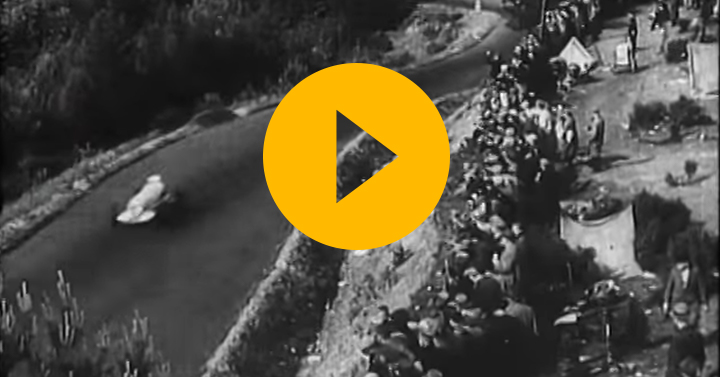 Watch: Nuvolari's greatest victory