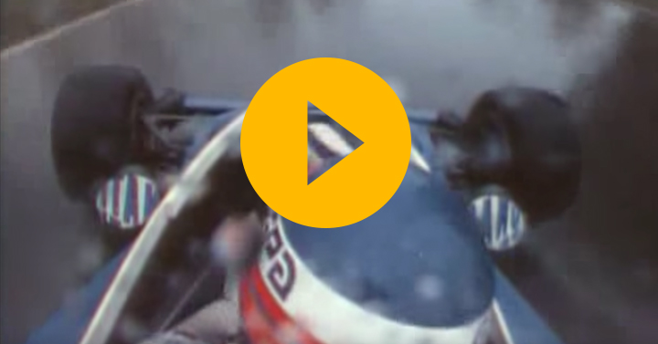Watch: Onboard with Patrick Depailler