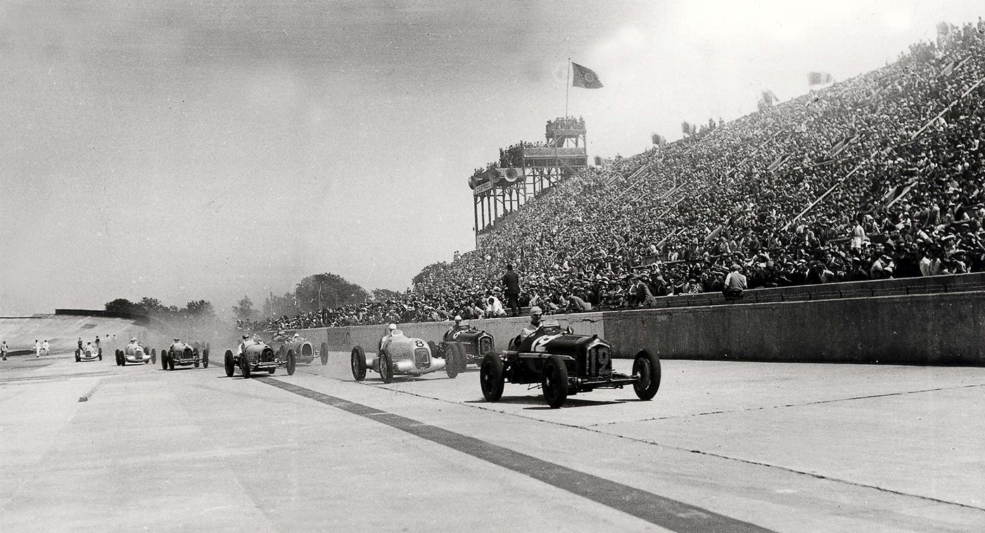 29 – 1934 French GP
