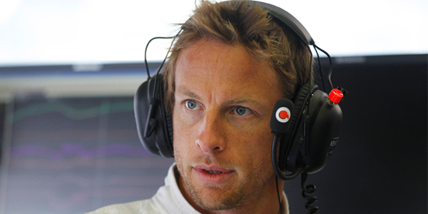 """Button: """"Lewis's tweet? It wasn't even real!"""""""