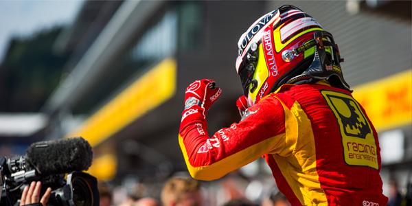 Jordan King's F1 dream