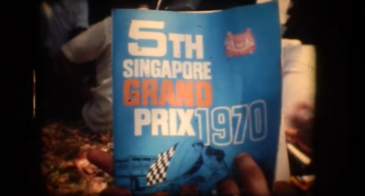 The forgotten Singapore Grands Prix