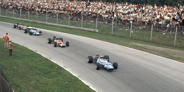 16 –1969 Italian GP
