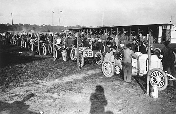 17 – 1908 French GP