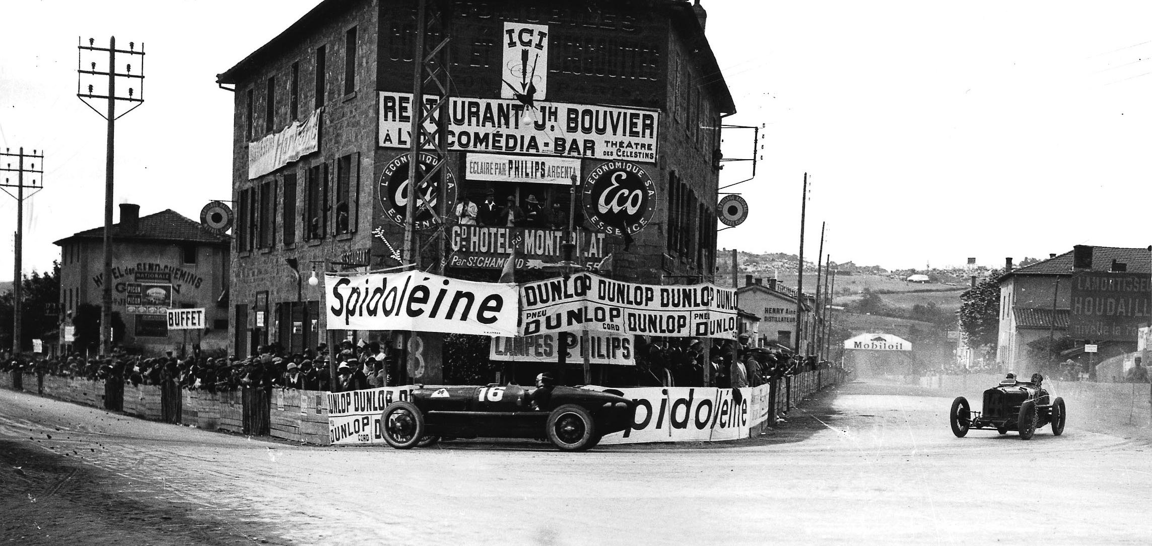 18 –1924 French GP