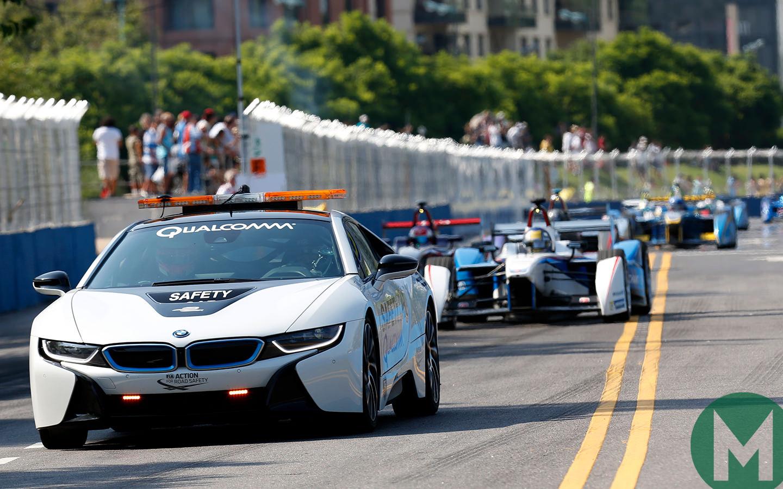 Jaguar begins Formula E adventure