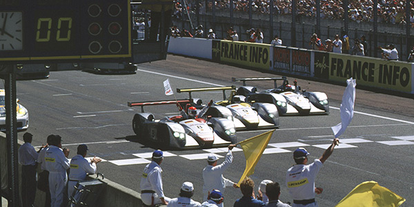 Gallery: Audi's 18 years at Le Mans