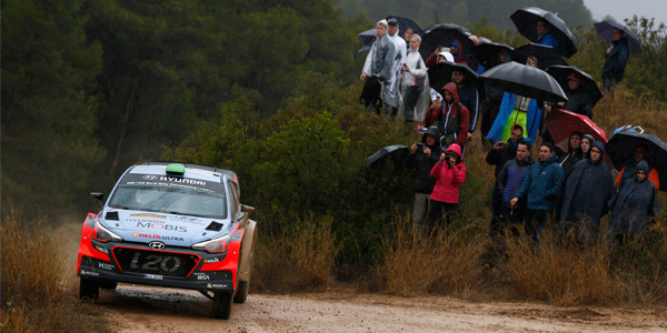 Bobblehats or iPad: the best way to follow a rally?