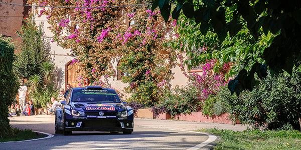Gallery: Sebastien Ogier's fourth WRC