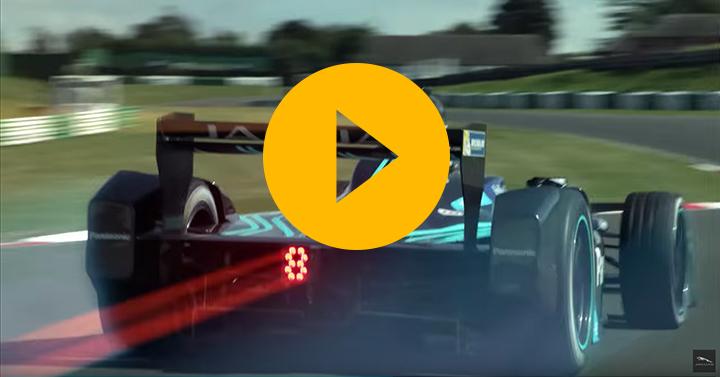 Watch: Jaguar teams up with the Gorillaz