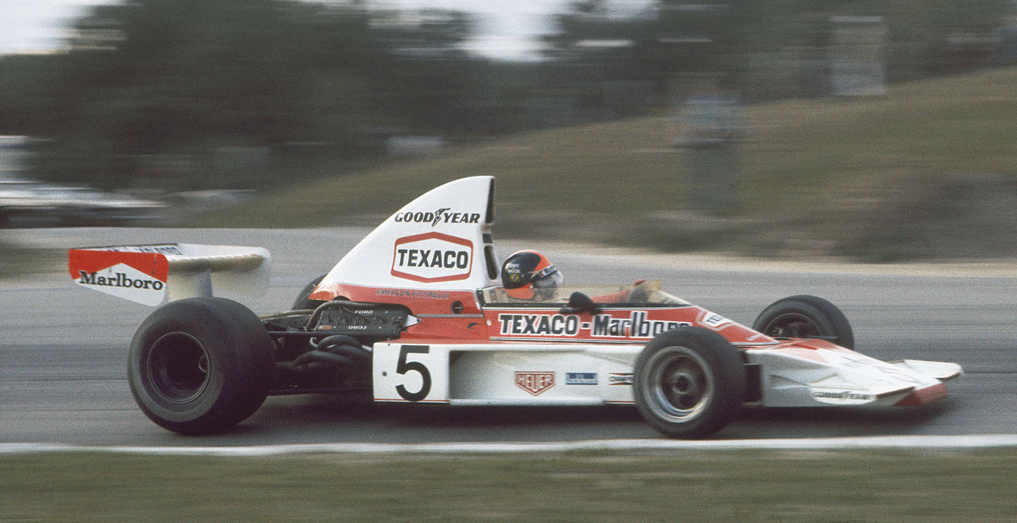 Emerson Fittipaldi –Hall of Fame nominee