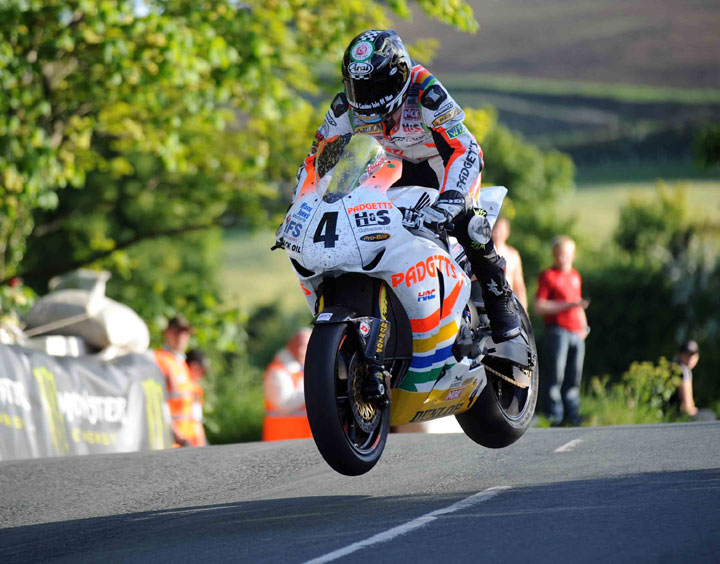 Submit your questions for Ian Hutchinson