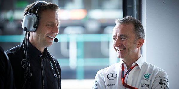 Paddy Lowe: 155 wins and counting