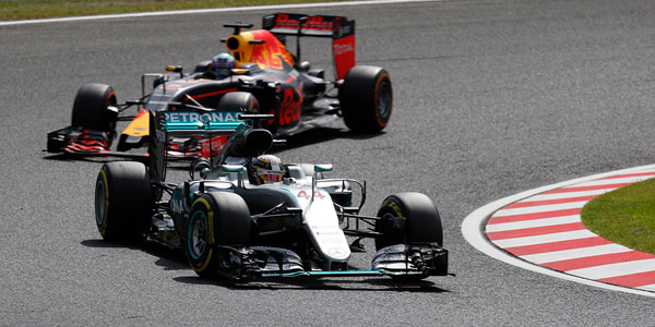 Revealed: The source of Mercedes' advantage