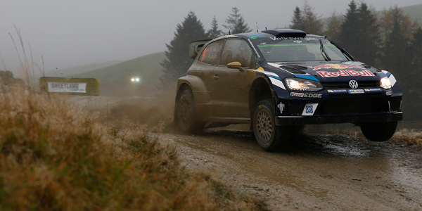 VW to quit WRC