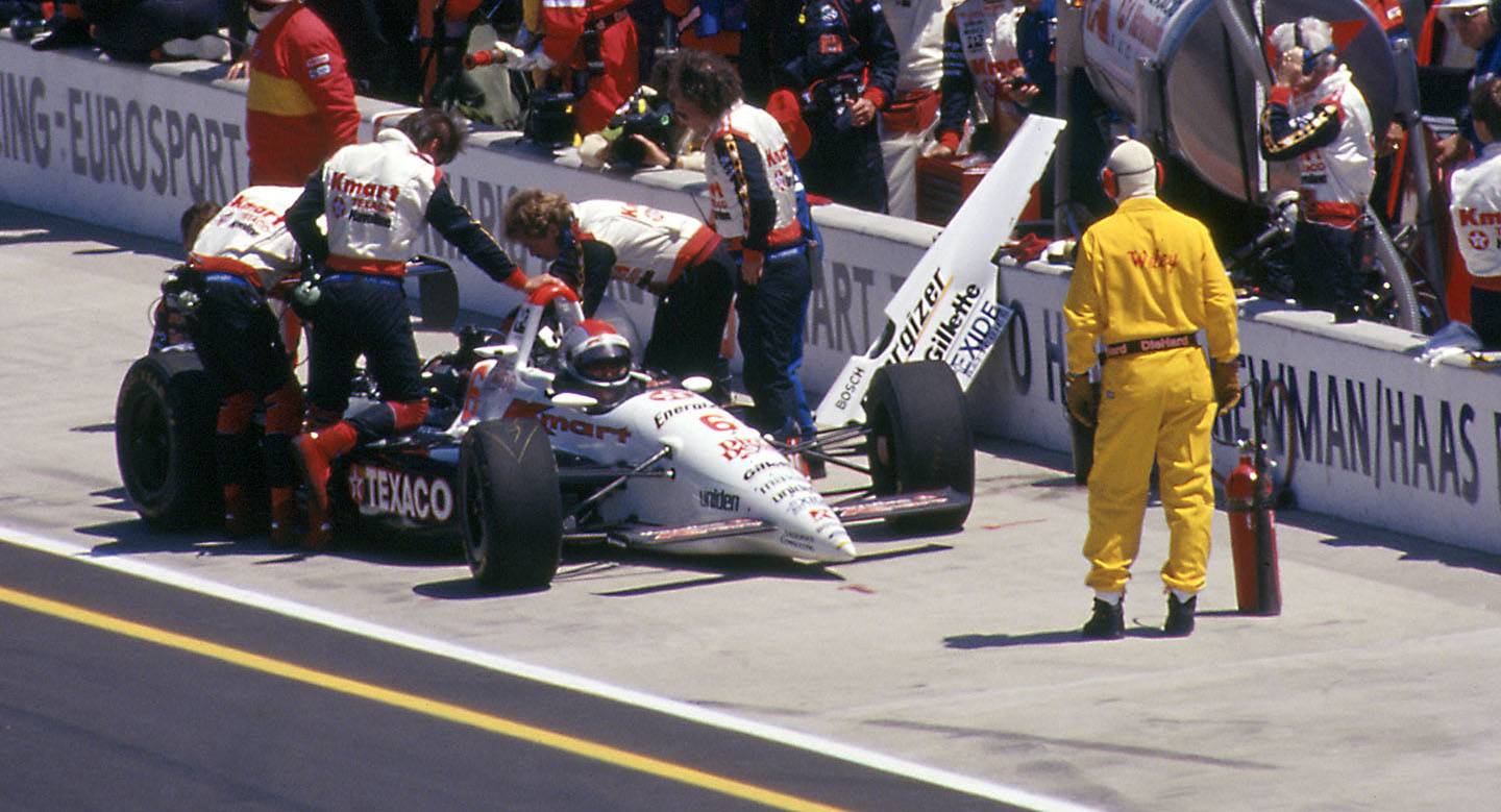 Andretti's unparalleled passion for racing