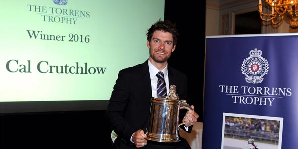 More silverware for Crutchlow