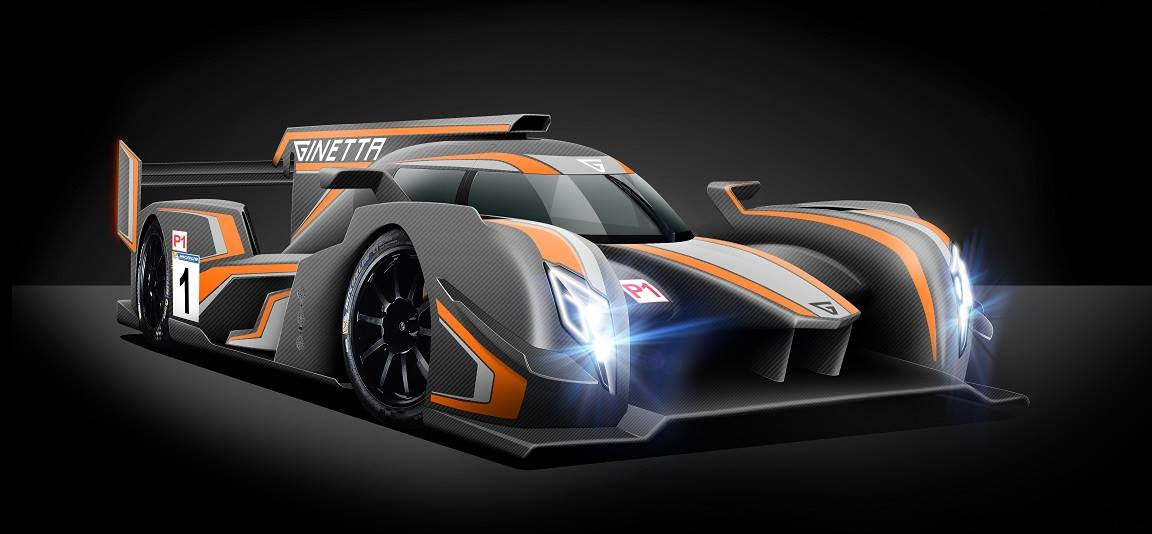 Why Ginetta is moving into LMP1