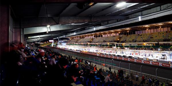 Le Mans: spectating