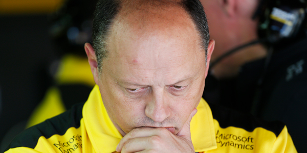Why Vasseur had to leave Renault