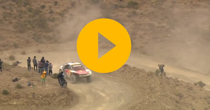 Dakar: Stages three and four