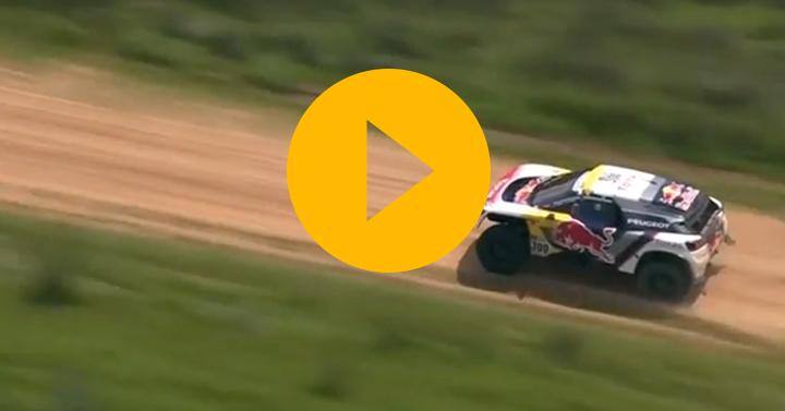 Watch: Dakar highlights