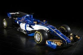 Sauber's 2017 F1 C36
