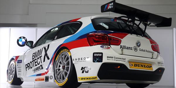 BMW return as a BTCC manufacturer