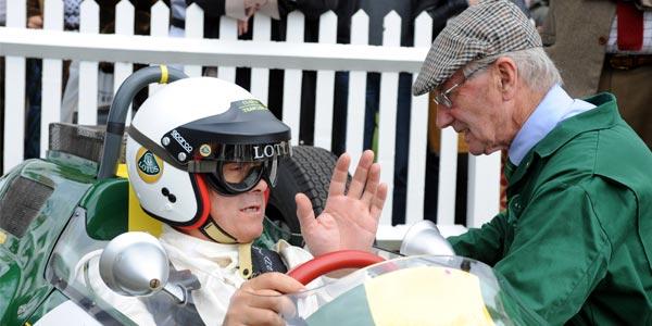 Race Retro: Ask Clive Chapman