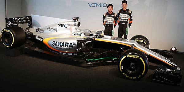 Force India's 2017 prospects