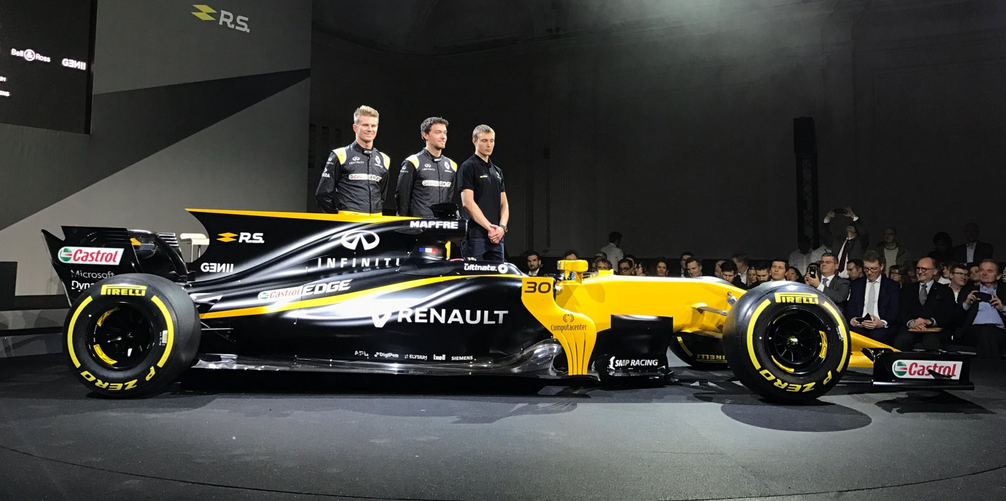 Renault's 2017 prospects