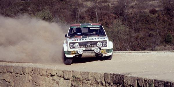 Race Retro: Ask Alén, Vatanen & Brookes