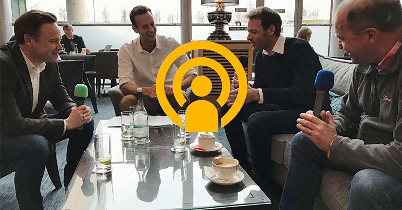 Alex Wurz podcast, in association with Mercedes-Benz
