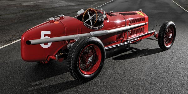 Gallery: Alfa Romeo Tipo B
