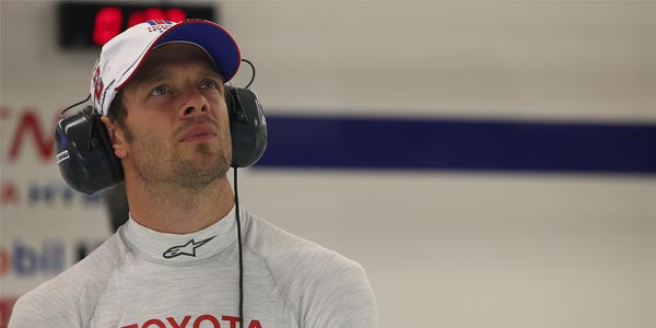 Submit your questions for Alex Wurz