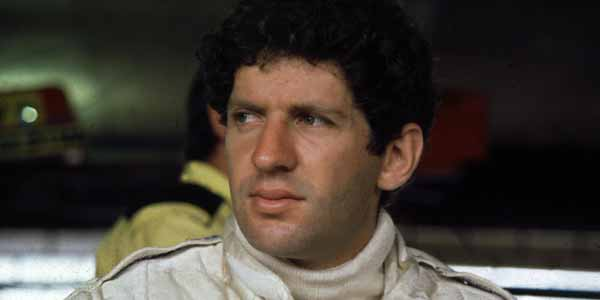 Submit your questions for Jody Scheckter