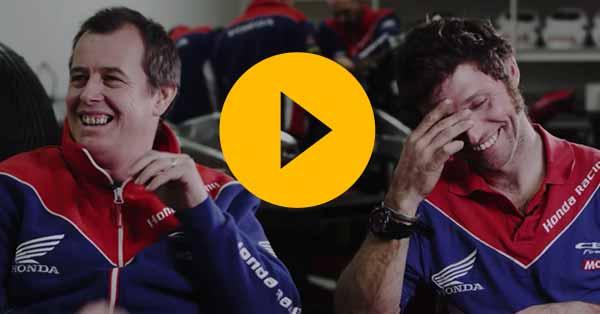 Martin and McGuinness talk team-mates