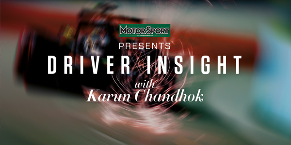 Driver insight with Karun Chandhok: 2017 Australian Grand Prix