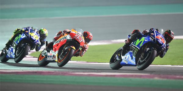 MotoGP: in the lap of the gods