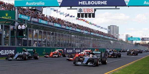 2017 Australian Grand Prix Database preview