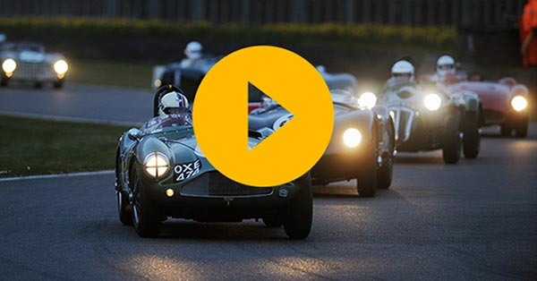 Watch: Goodwood Members' Meeting