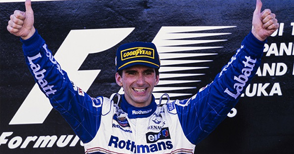 Damon Hill founds Professional Racing Drivers Association