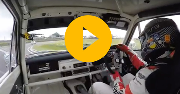 What's it like to race at Goodwood?