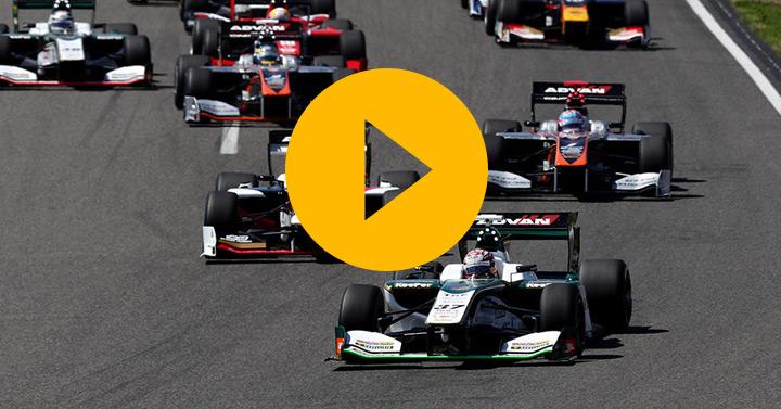 Nakajima claims Super Formula opener