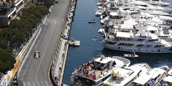 Gallery: Button at Monaco